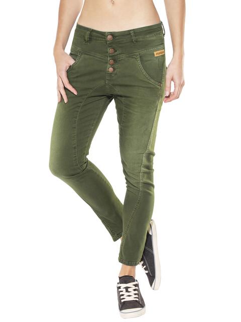 Maloja BademM. lange broek Dames groen